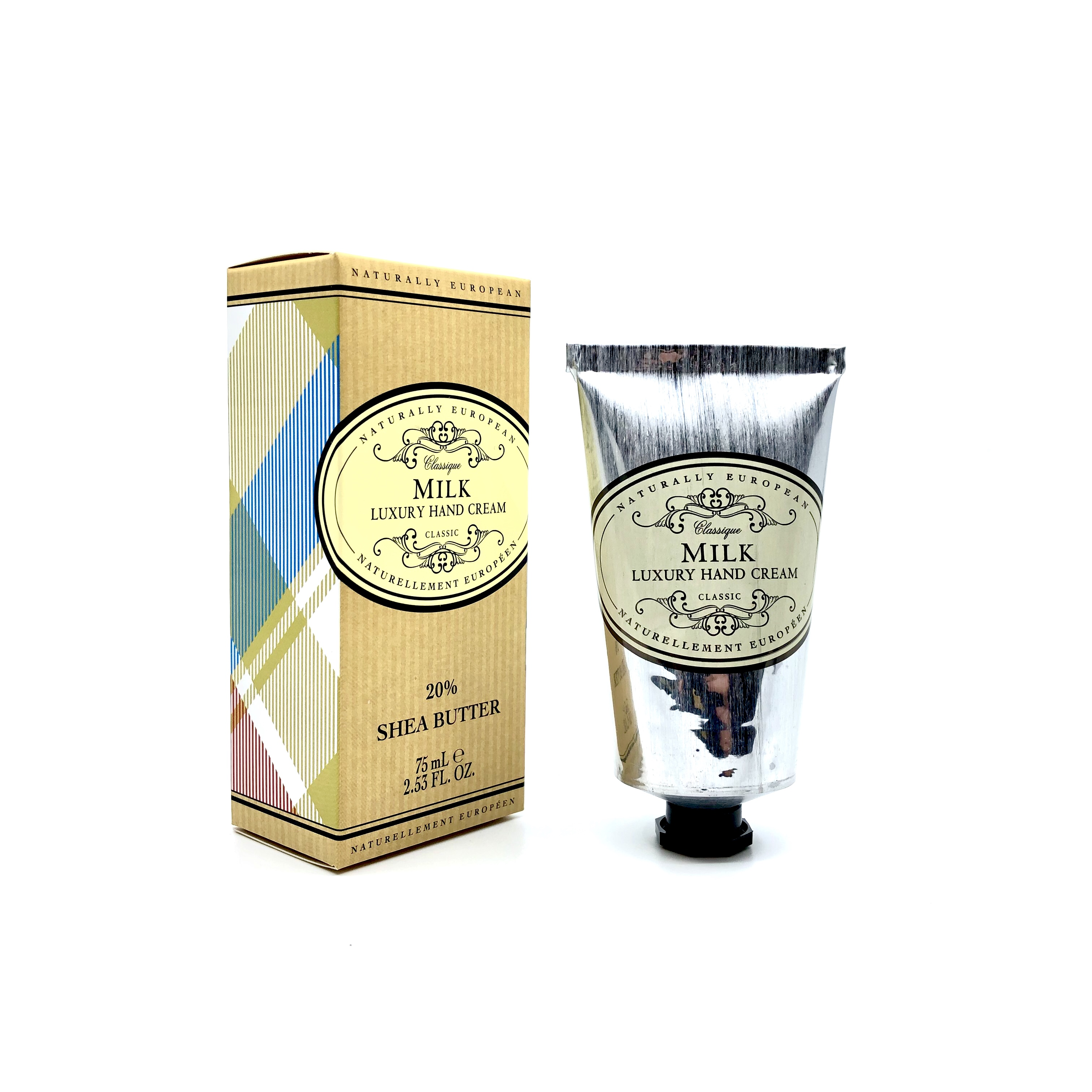 Naturally European Luxury Hand Cream Milk
