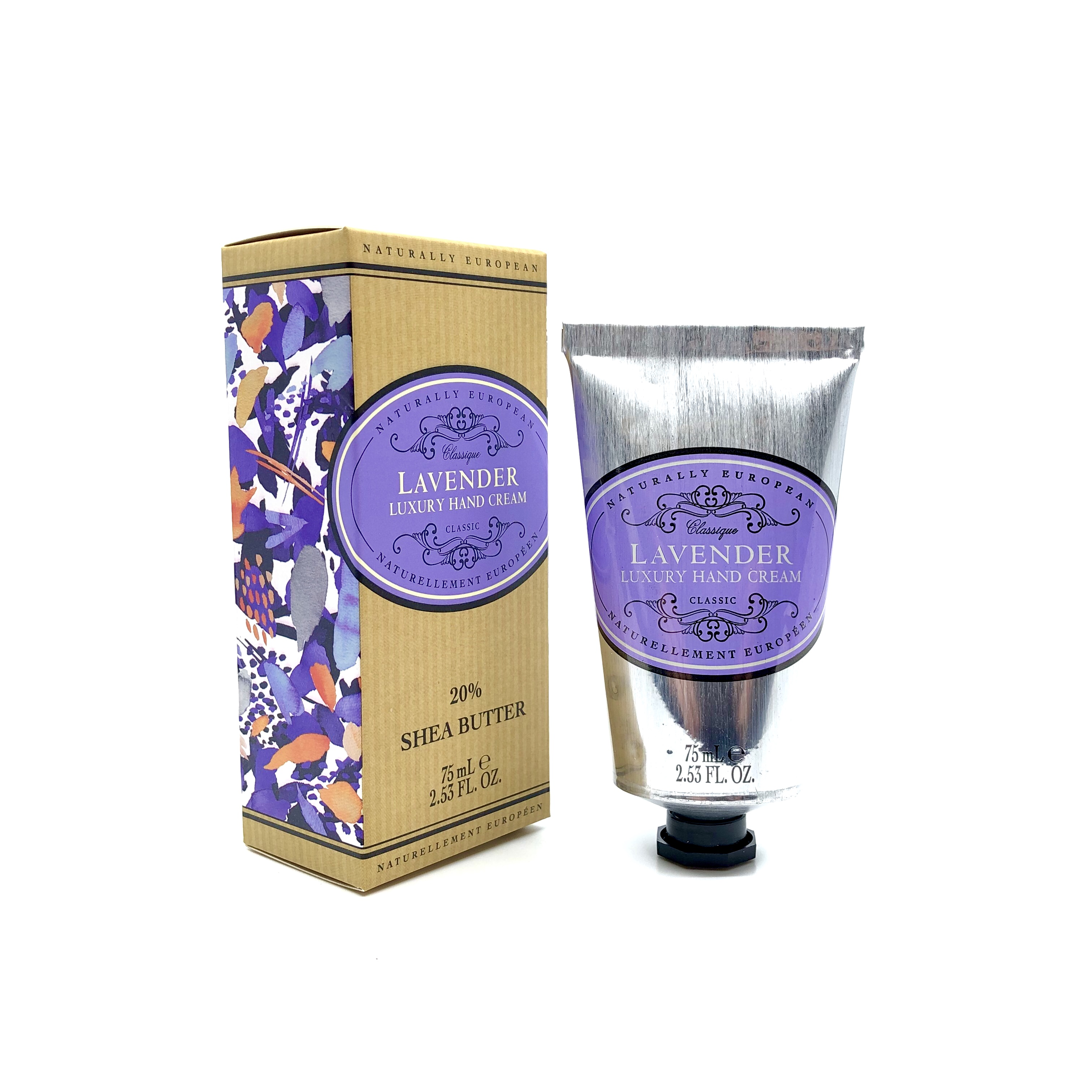 Naturally European Luxury Hand Cream Lavender