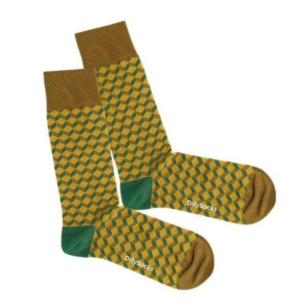 Dilly Socks Forest Dice Gr. 36-40