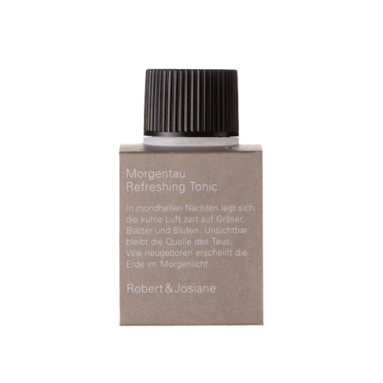 Robert & Josiane Refreshing Tonic Morgentau