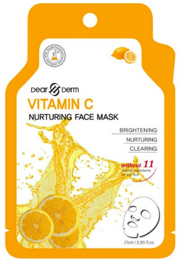 Dearderm Vitamin C Face Mask